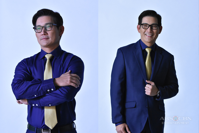 PHOTOS: Richard Yap as Martin in Sana Dalawa Ang Puso