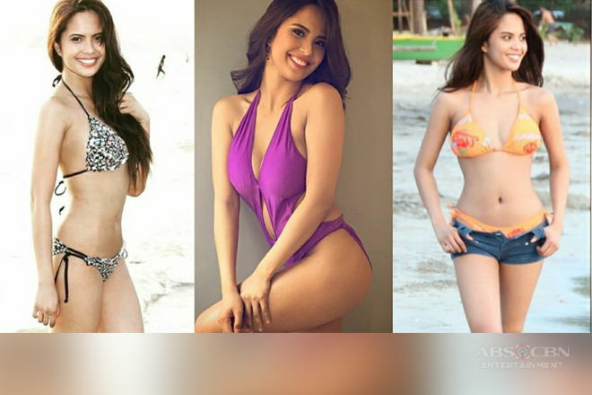 Just 14 photos of PBB Alumna Ali Forbes flaunting her beach-ready bod!