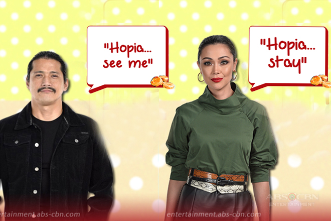 Leo and Lisa's trending HOPIA quotes in Sana Dalawa Ang Puso