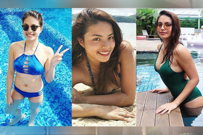 LOOK: Hannah Ledesma dazzles in these 25 swimsuit photos!