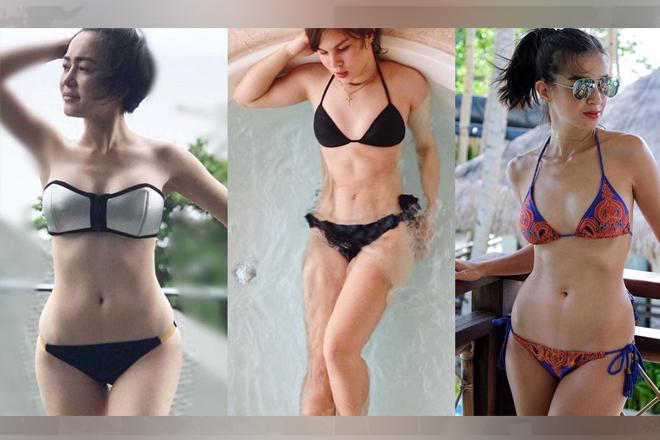 18 photos of Sana Dalawa Ang Puso stars that show their sexy curves!