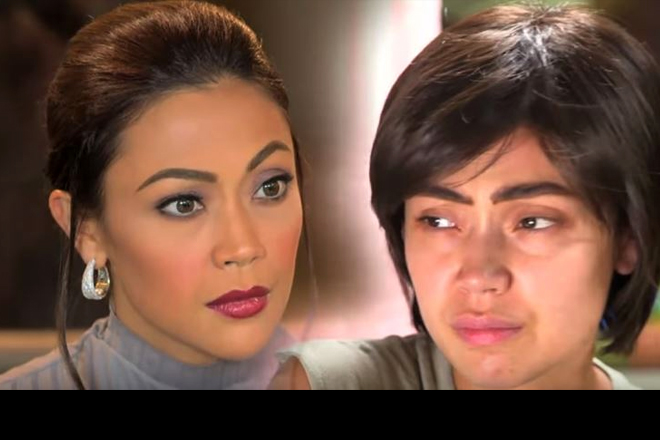"""Mona and Lisa meet in """"Sana Dalawa Ang Puso"""""""