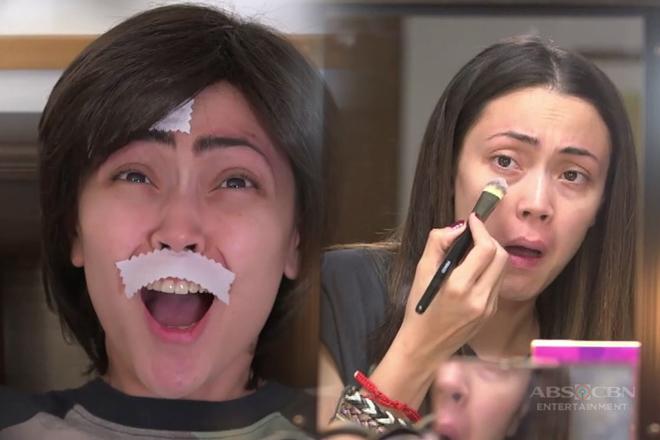 Mona, sumabak sa isang matinding makeover!