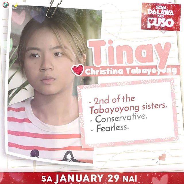 PHOTOS: Kilalanin ang mga karakter na susubaybayan mo sa Sana Dalawa Ang Puso
