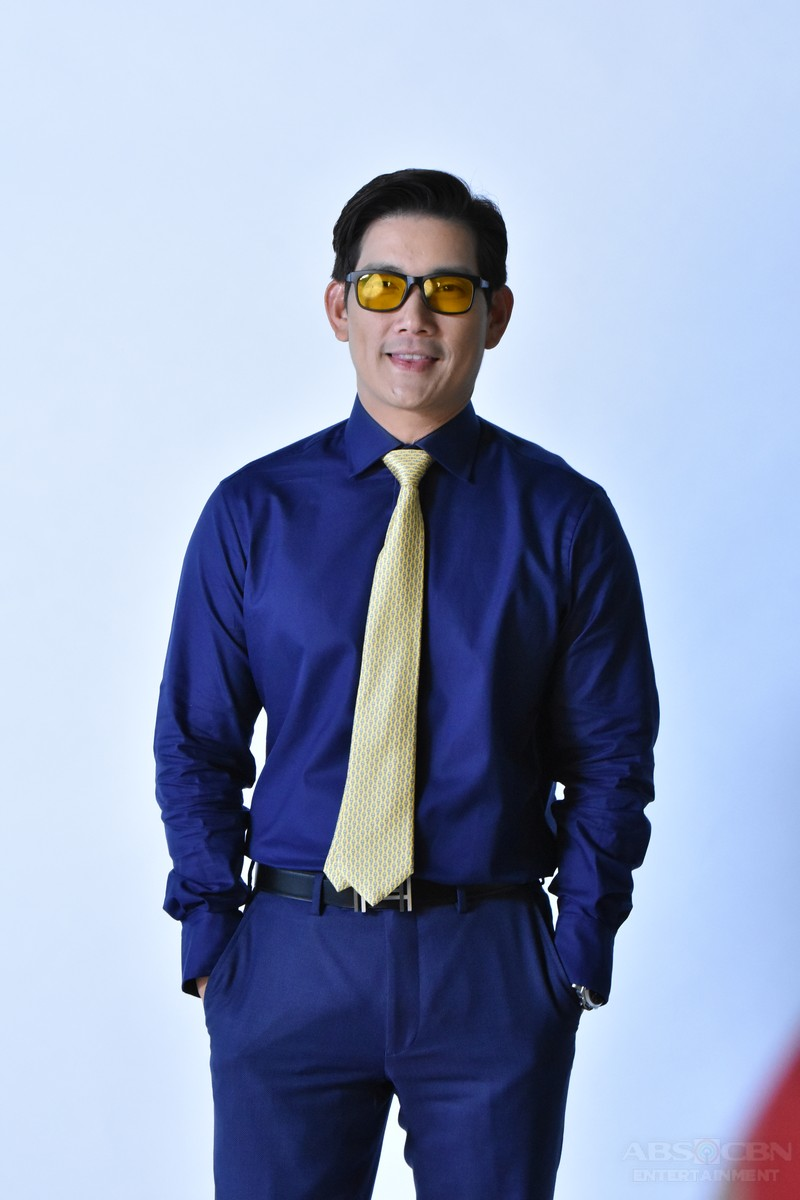 PHOTOS: Richard Yap as Martin in Sana Dalawa Ang Puso