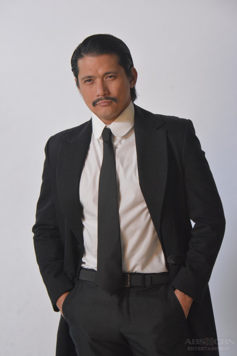 PHOTOS: Robin Padilla as Leo in Sana Dalawa Ang Puso