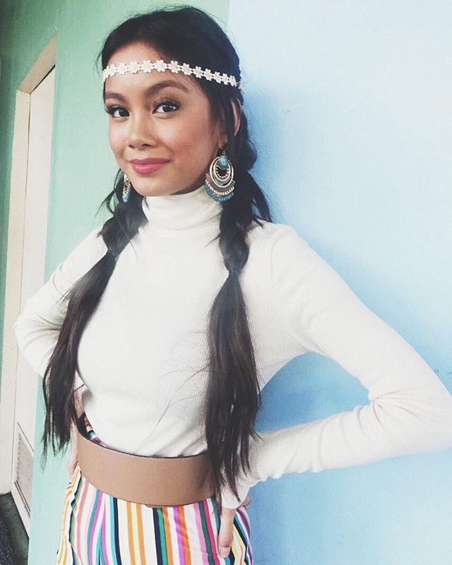 PROUD MORENA! 28 photos of Ylona Garcia embracing her sun-kissed skin
