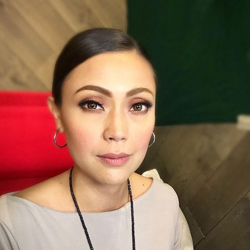 PHOTOS: Boss Maam Lisa mode on for Jodi Sta Maria in Sana Dalawa Ang Puso