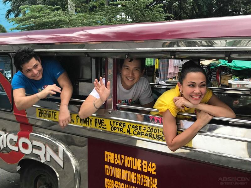 PHOTOS: Just Love Araw Araw with the cast of Sana Dalawa Ang Puso