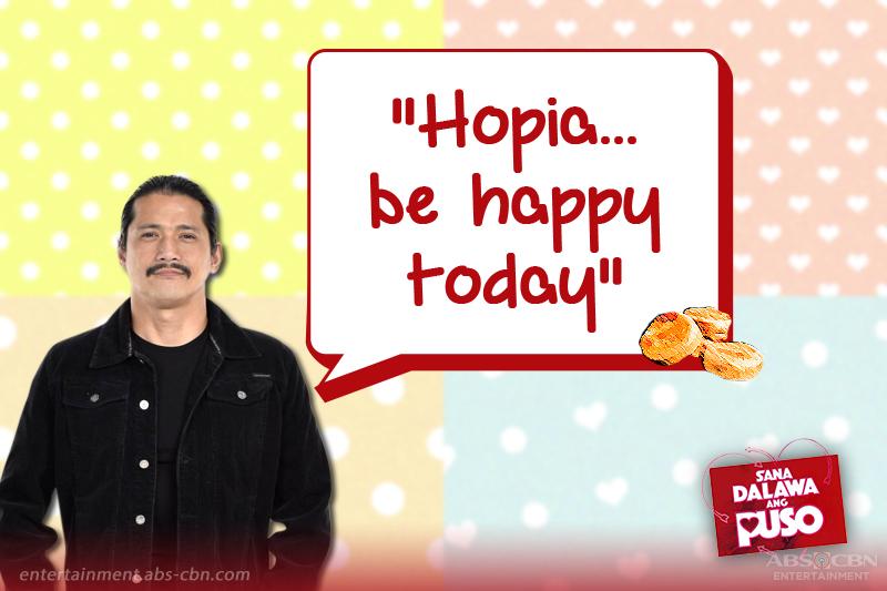 Leo and Lisa's trending HOPIA quotes in Sana Dalawa Ang Puso