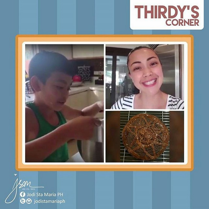 LOOK: Jodi's precious and touching mommy moments with son Thirdy