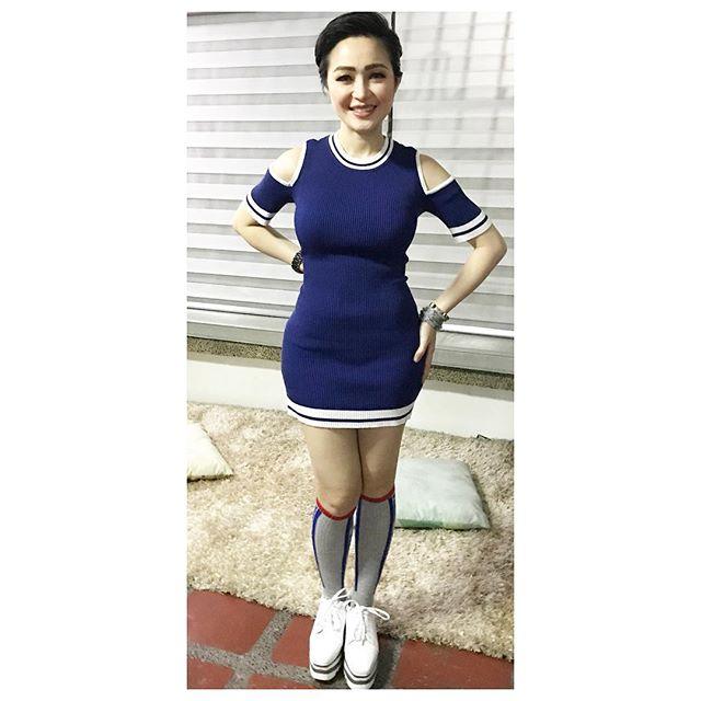 24 times Kitkat aka Sana Dalawa Ang Puso's Leb showed off her perfect curves!