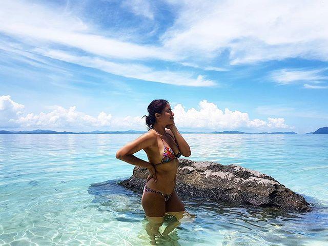 LOOK: Hannah Ledesma dazzles in these 25 swimsuit photos!