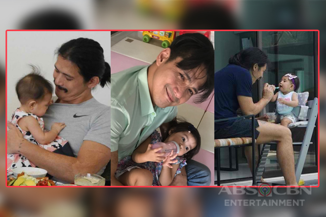 LOOK: These photos show the soft side of Robin that we don't get to see everyday!