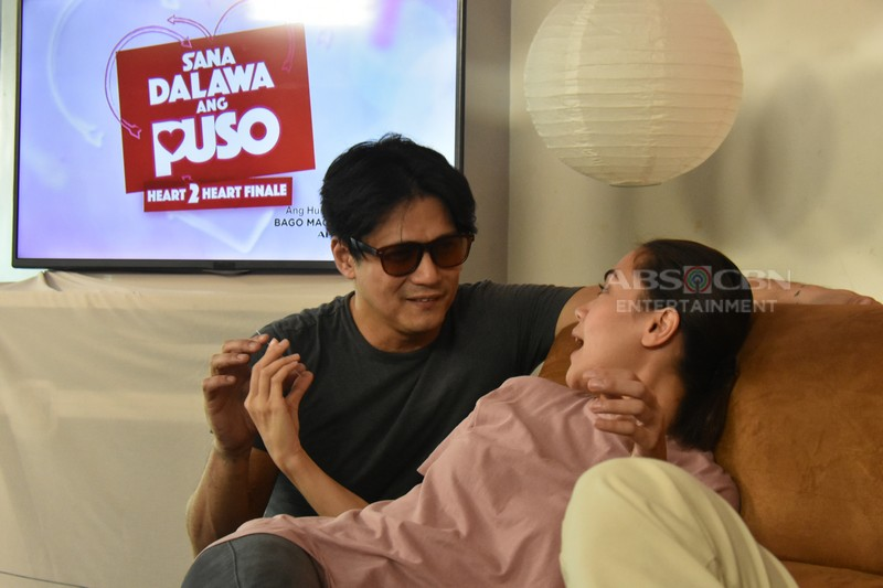 LOOK: Kulitan moments of SDAP stars during #S2PBigAnnouncement