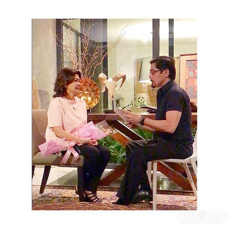 """The cast of 'Sana Dalawa Ang Puso' with their real life """"Sharamdara"""""""