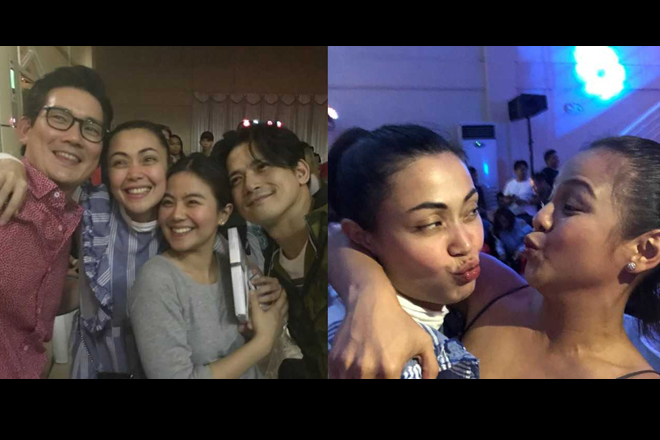 IN PHOTOS: 'Sana Dalawa Ang Puso' Thanksgiving Party