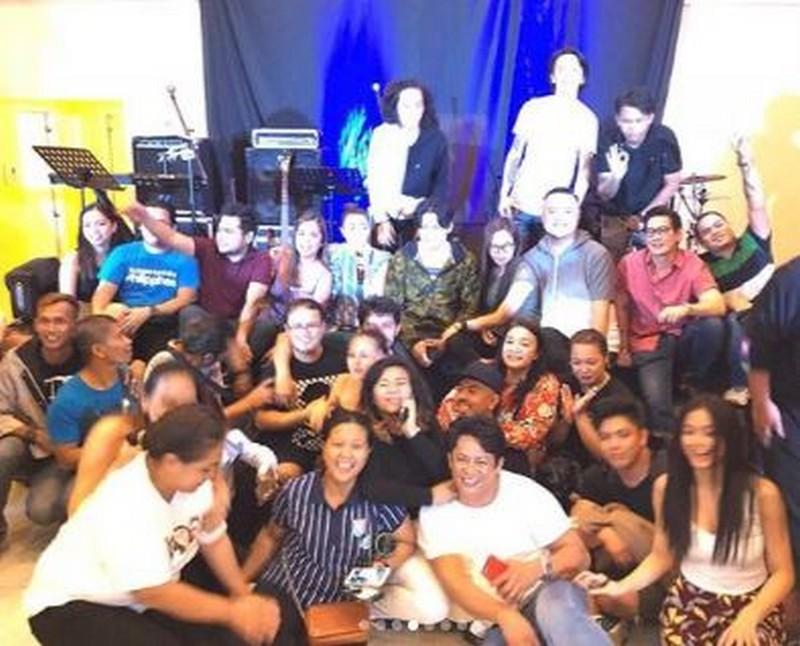 IN PHOTOS: 'Sana Dalawa Ang Puso' Thanksgiving Party