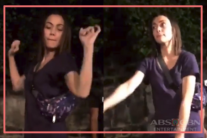 WATCH: Jodi Sta Maria takes on the #InMyFeelings Challenge