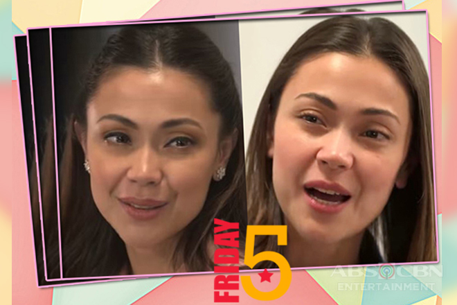 Friday 5: 5 times Mona and Lisa proved they are always there for each other in Sana Dalawa Ang Puso